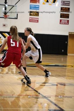 Sophomore Girls Basketball Vinton-Shellsburg vs Williamsburg-0162