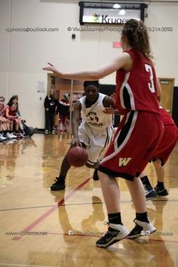 Sophomore Girls Basketball Vinton-Shellsburg vs Williamsburg-0163