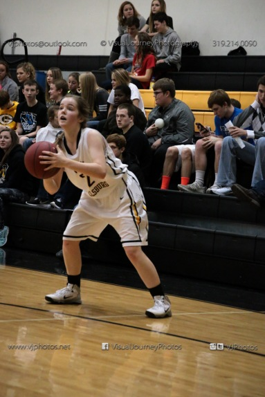 Sophomore Girls Basketball Vinton-Shellsburg vs Williamsburg-0169