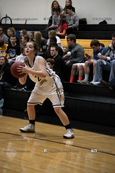 Sophomore Girls Basketball Vinton-Shellsburg vs Williamsburg-0169