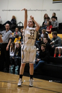 Sophomore Girls Basketball Vinton-Shellsburg vs Williamsburg-0174