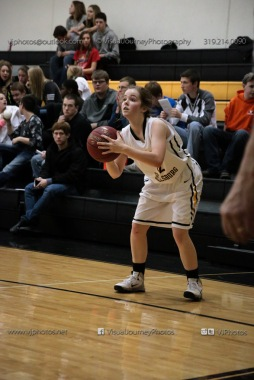 Sophomore Girls Basketball Vinton-Shellsburg vs Williamsburg-0175