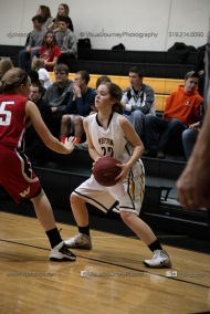 Sophomore Girls Basketball Vinton-Shellsburg vs Williamsburg-0178