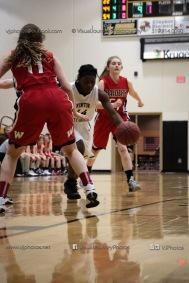 Sophomore Girls Basketball Vinton-Shellsburg vs Williamsburg-0179