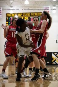 Sophomore Girls Basketball Vinton-Shellsburg vs Williamsburg-0185