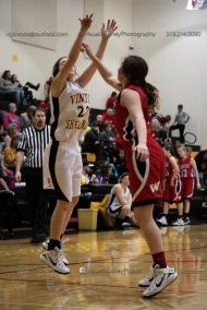 Sophomore Girls Basketball Vinton-Shellsburg vs Williamsburg-0190