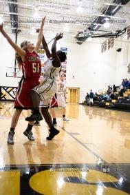 Sophomore Girls Basketball Vinton-Shellsburg vs Williamsburg-0193