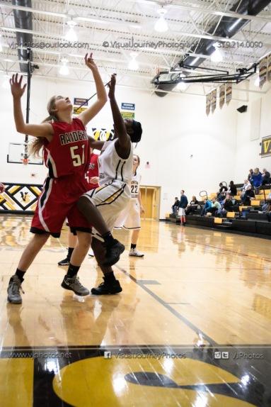 Sophomore Girls Basketball Vinton-Shellsburg vs Williamsburg-0194