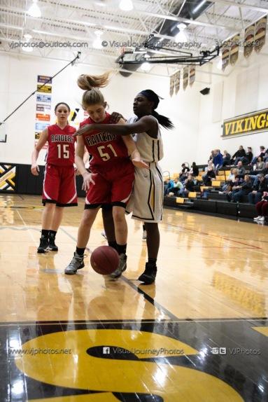 Sophomore Girls Basketball Vinton-Shellsburg vs Williamsburg-0195