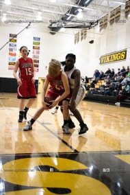 Sophomore Girls Basketball Vinton-Shellsburg vs Williamsburg-0197