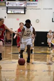 Sophomore Girls Basketball Vinton-Shellsburg vs Williamsburg-0203