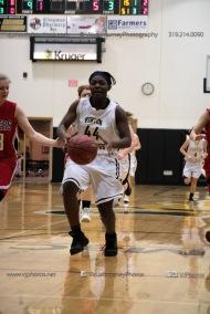 Sophomore Girls Basketball Vinton-Shellsburg vs Williamsburg-0204