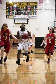 Sophomore Girls Basketball Vinton-Shellsburg vs Williamsburg-0205