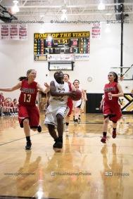 Sophomore Girls Basketball Vinton-Shellsburg vs Williamsburg-0206