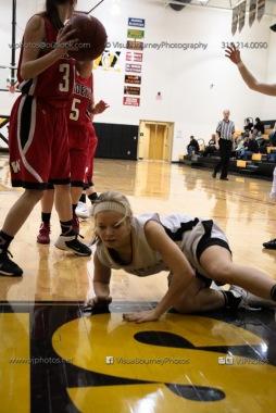 Sophomore Girls Basketball Vinton-Shellsburg vs Williamsburg-0219