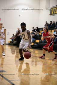 Sophomore Girls Basketball Vinton-Shellsburg vs Williamsburg-0221