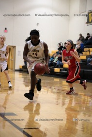Sophomore Girls Basketball Vinton-Shellsburg vs Williamsburg-0222