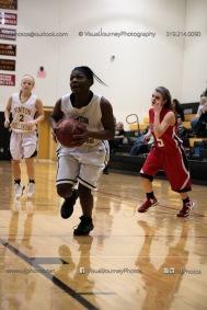 Sophomore Girls Basketball Vinton-Shellsburg vs Williamsburg-0223
