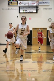 Sophomore Girls Basketball Vinton-Shellsburg vs Williamsburg-0230