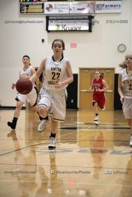 Sophomore Girls Basketball Vinton-Shellsburg vs Williamsburg-0230
