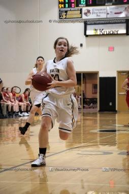 Sophomore Girls Basketball Vinton-Shellsburg vs Williamsburg-0232