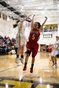 Sophomore Girls Basketball Vinton-Shellsburg vs Williamsburg-0236