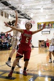 Sophomore Girls Basketball Vinton-Shellsburg vs Williamsburg-0237