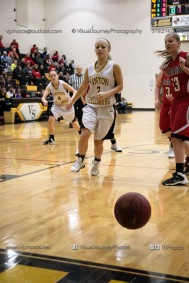 Sophomore Girls Basketball Vinton-Shellsburg vs Williamsburg-0243
