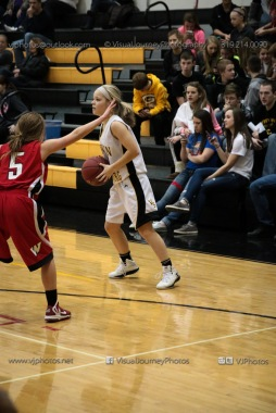 Sophomore Girls Basketball Vinton-Shellsburg vs Williamsburg-0247