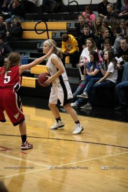 Sophomore Girls Basketball Vinton-Shellsburg vs Williamsburg-0247