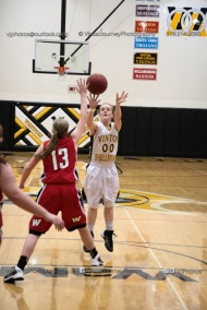 Sophomore Girls Basketball Vinton-Shellsburg vs Williamsburg-0253