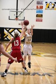 Sophomore Girls Basketball Vinton-Shellsburg vs Williamsburg-0253