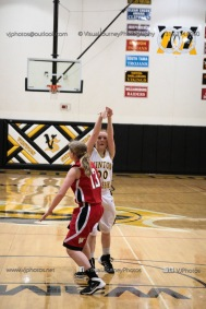 Sophomore Girls Basketball Vinton-Shellsburg vs Williamsburg-0255