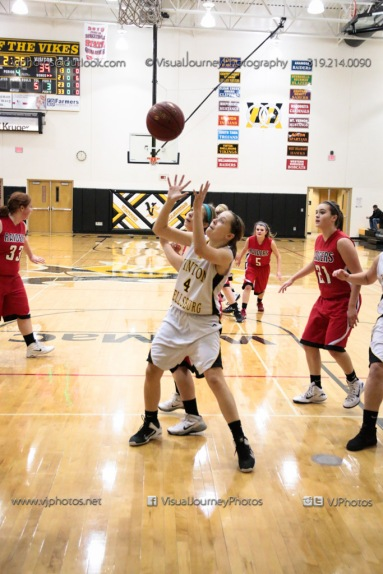 Sophomore Girls Basketball Vinton-Shellsburg vs Williamsburg-0256