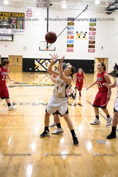 Sophomore Girls Basketball Vinton-Shellsburg vs Williamsburg-0256