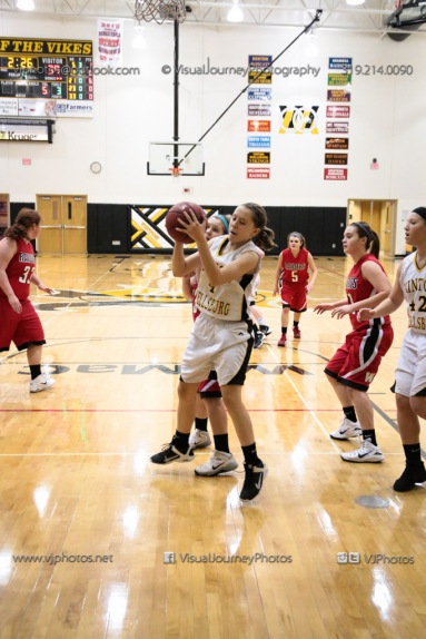 Sophomore Girls Basketball Vinton-Shellsburg vs Williamsburg-0257