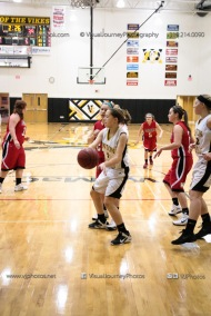 Sophomore Girls Basketball Vinton-Shellsburg vs Williamsburg-0258