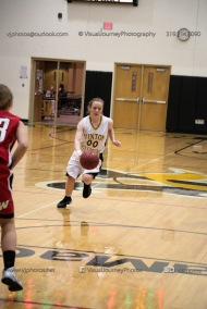 Sophomore Girls Basketball Vinton-Shellsburg vs Williamsburg-0259