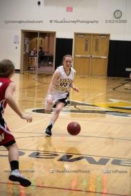 Sophomore Girls Basketball Vinton-Shellsburg vs Williamsburg-0260