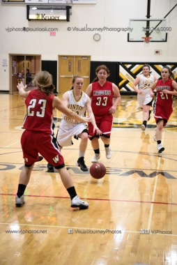 Sophomore Girls Basketball Vinton-Shellsburg vs Williamsburg-0263