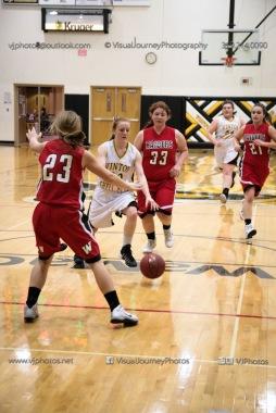 Sophomore Girls Basketball Vinton-Shellsburg vs Williamsburg-0263