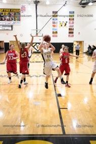 Sophomore Girls Basketball Vinton-Shellsburg vs Williamsburg-0267