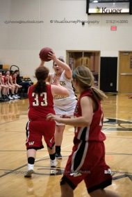 Sophomore Girls Basketball Vinton-Shellsburg vs Williamsburg-0272
