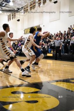 Varsity Basketball Vinton-Shellsburg vs Benton Community-9361