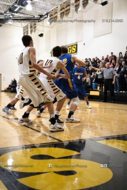 Varsity Basketball Vinton-Shellsburg vs Benton Community-9362