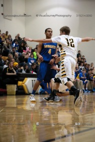 Varsity Basketball Vinton-Shellsburg vs Benton Community-9372
