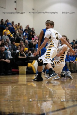 Varsity Basketball Vinton-Shellsburg vs Benton Community-9373