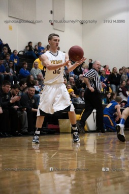 Varsity Basketball Vinton-Shellsburg vs Benton Community-9386