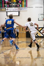 Varsity Basketball Vinton-Shellsburg vs Benton Community-9401