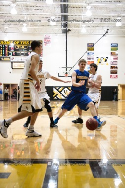 Varsity Basketball Vinton-Shellsburg vs Benton Community-9405
